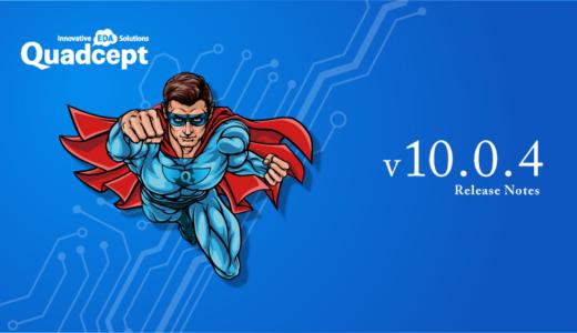 Quadcept 10.0.4 Released