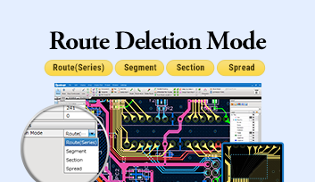 Removing Routing Objects More Efficiently with the Delete Route Function