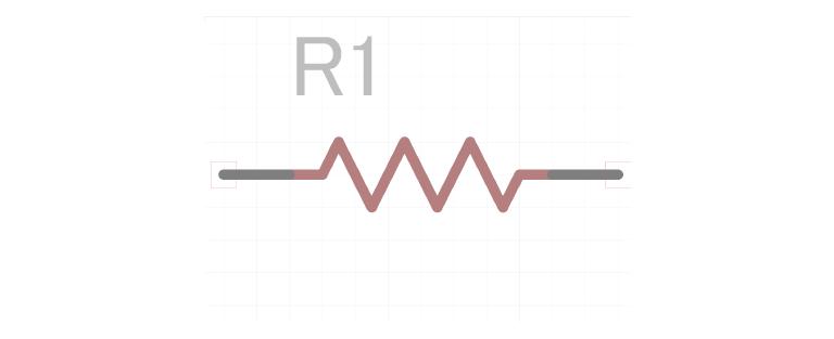 回路シンボル形状作成(形状)