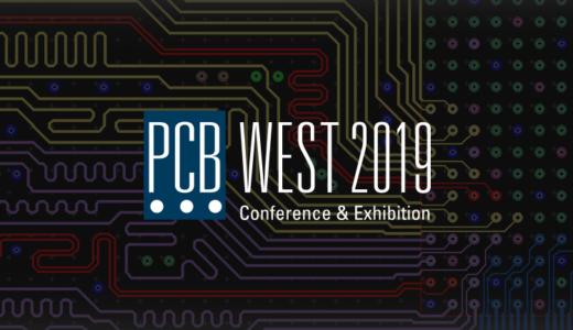 PCB WEST 2019 出展のお知らせ